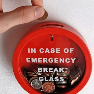 Emergency Piggy Bank