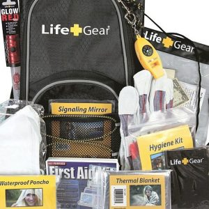 Emergency Survival Backpack Kit
