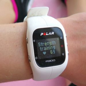 Fitness And Activity Monitoring Watch