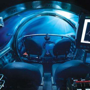 Five Person Exploration Submarine