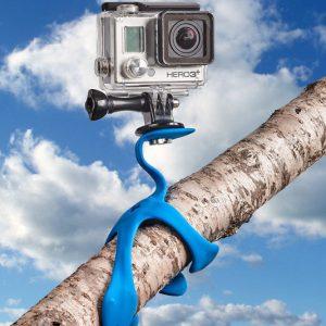 Flexible GoPro Tripod