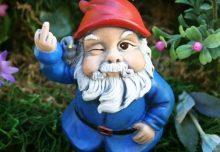 Horror Movie Garden Gnomes - INTERWEBS