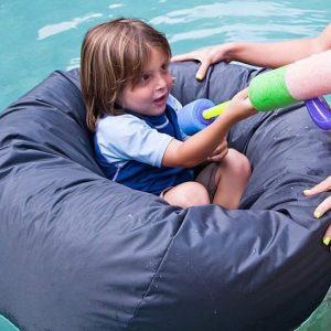 Floating Bean Bag Chair