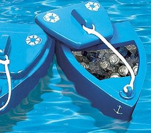 Floating Ship Cooler