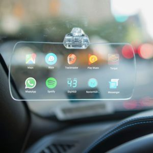Full Color Heads Up Display