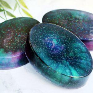 Galaxy Soap Bars