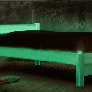 Glow In The Dark Bed Frame