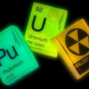 Glow In The Dark Nuclear Soap