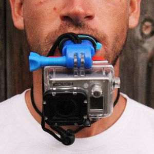 GoPro Mouthpiece Mount