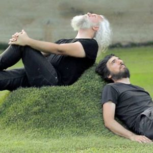 Grow Your Own Grass Chair