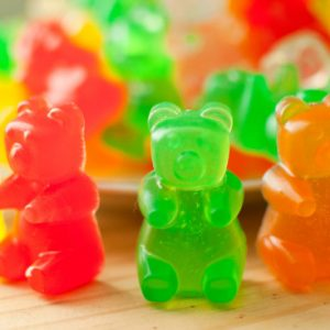 Gummy Bear Shaped Soap