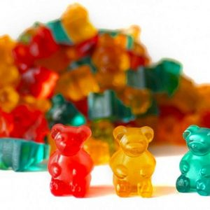 Gummy Bear Silicone Mold