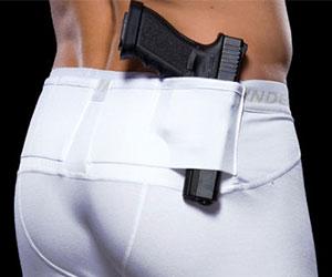 Gun Concealment Underwear