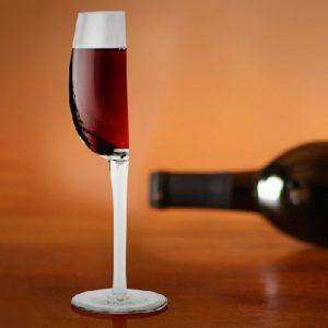 Half Wine Glass