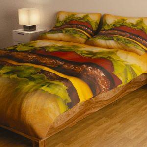 Hamburger Bedding