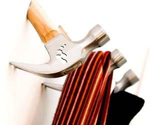 Hammer Coat Hook