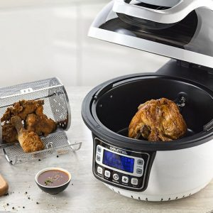 Healthy Fried Food Oven