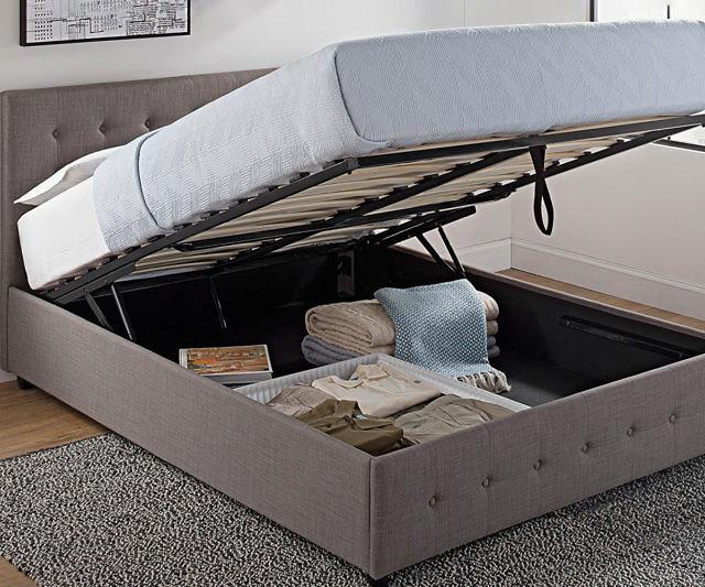Hidden Storage Compartment Bed Interwebs