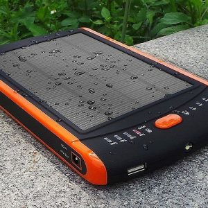 High Capacity Solar Panel Charger