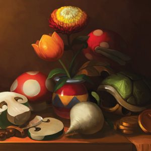 High-Class Game Paintings