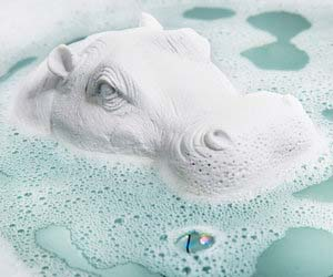 Hippo Bathtub Plug
