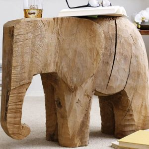 Horton The Elephant Side Table