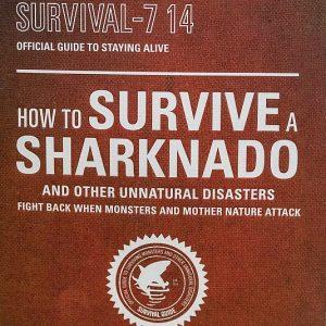 How To Survive A Sharknado Book