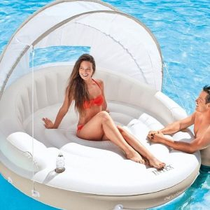 Inflatable Canopy Island