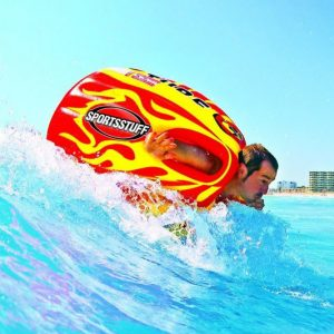 Inflatable Sumo Surf Suit