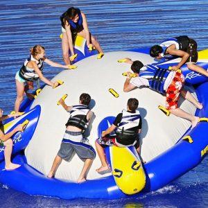 Inflatable Water Rocker