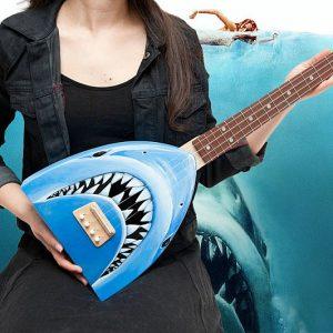 Jaws Shark Attack Ukulele
