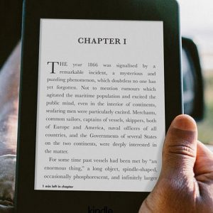 Kindle Paperwhite Digital Book Reader