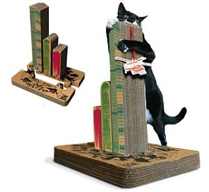 King Kong Cat Scratch Post