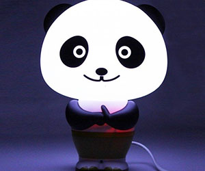 Kung-Fu Panda Lamp