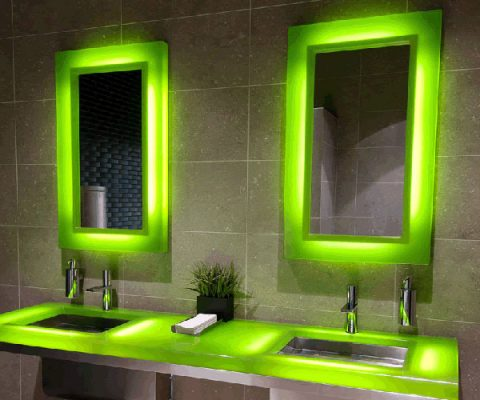 LED Revision Mirror