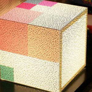 Labyrinth Light Cube