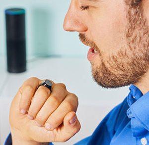 Language Translator Smart Ring