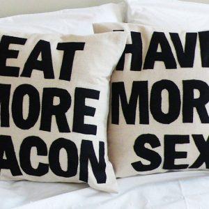Life Motto Pillows