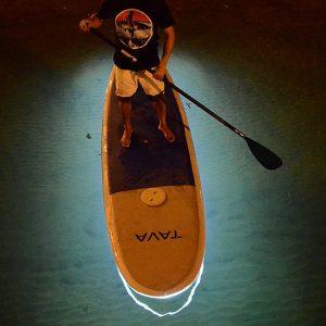 Light Up Paddleboard