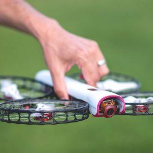 Lightweight Flying 4K Camera Drone
