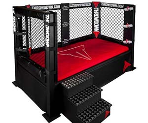 MMA Cage Bed