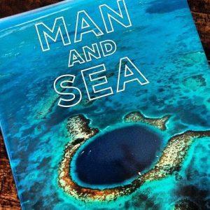 Man And Sea Book