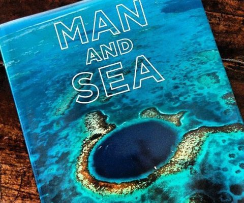 Man And Sea Book