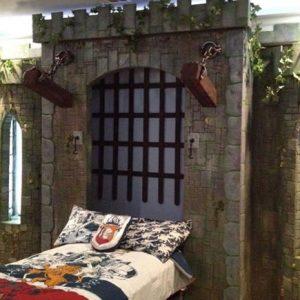 Medieval Castle Murphy Bed