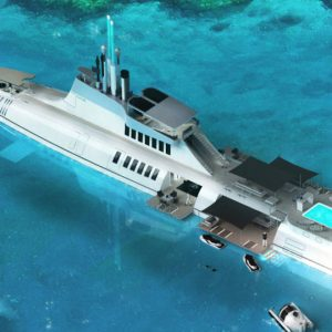 Migaloo Submarine Superyacht