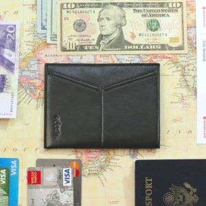 Minimalist Travel Wallet