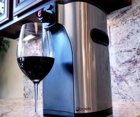 Modern Boxed Wine Dispenser