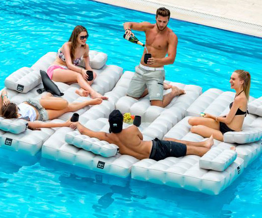 Modular Inflatable Pool Patio Furniture Interwebs