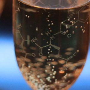 Molecule Champagne Flutes