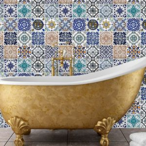 Mosaic Tile Wall Sticker